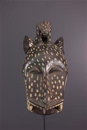 Masque africainBaule Mask