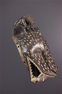 Baoule Bonu amwin Mask