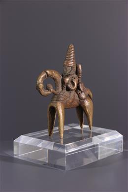 African art - Cavalier Sao Kotoko Putchu Guinadji
