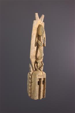African art - Dogon Crest Mask