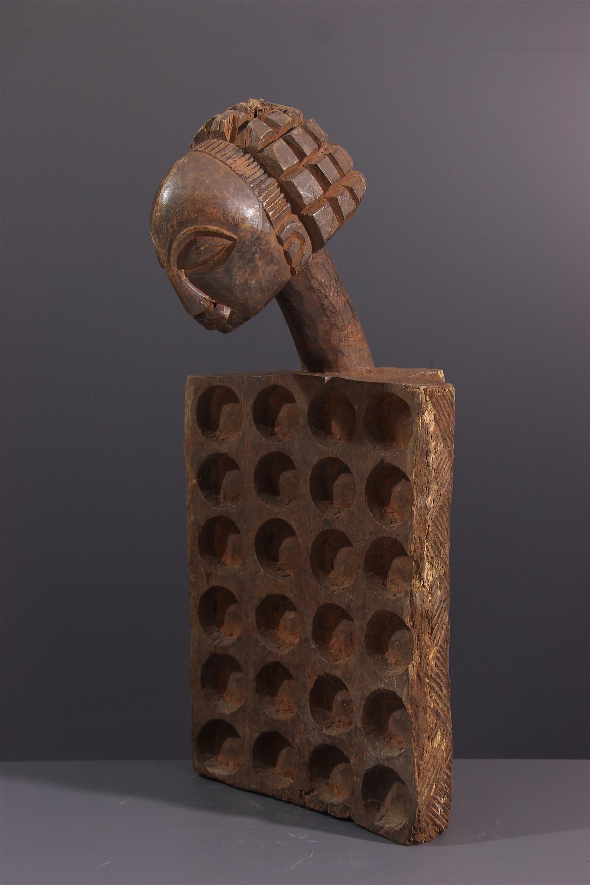 Awalé Luba - African art