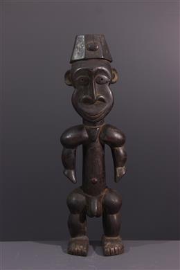African art - Zande ancestor figure