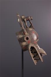 Masque africainSenoufo Mask