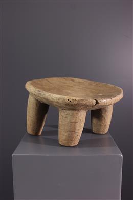 African art - Lobi Stool