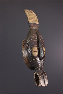 African art - Gouro Gye Mask