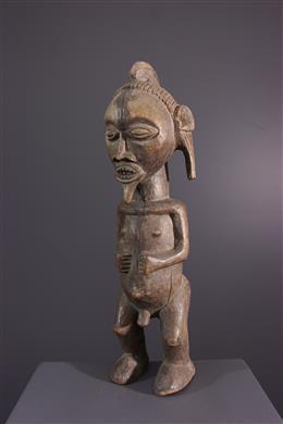 Male figure Mbala