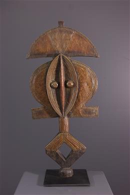 Figure of Kota reliquary