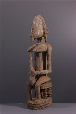 African art - Statue Dogon Bombou- toro