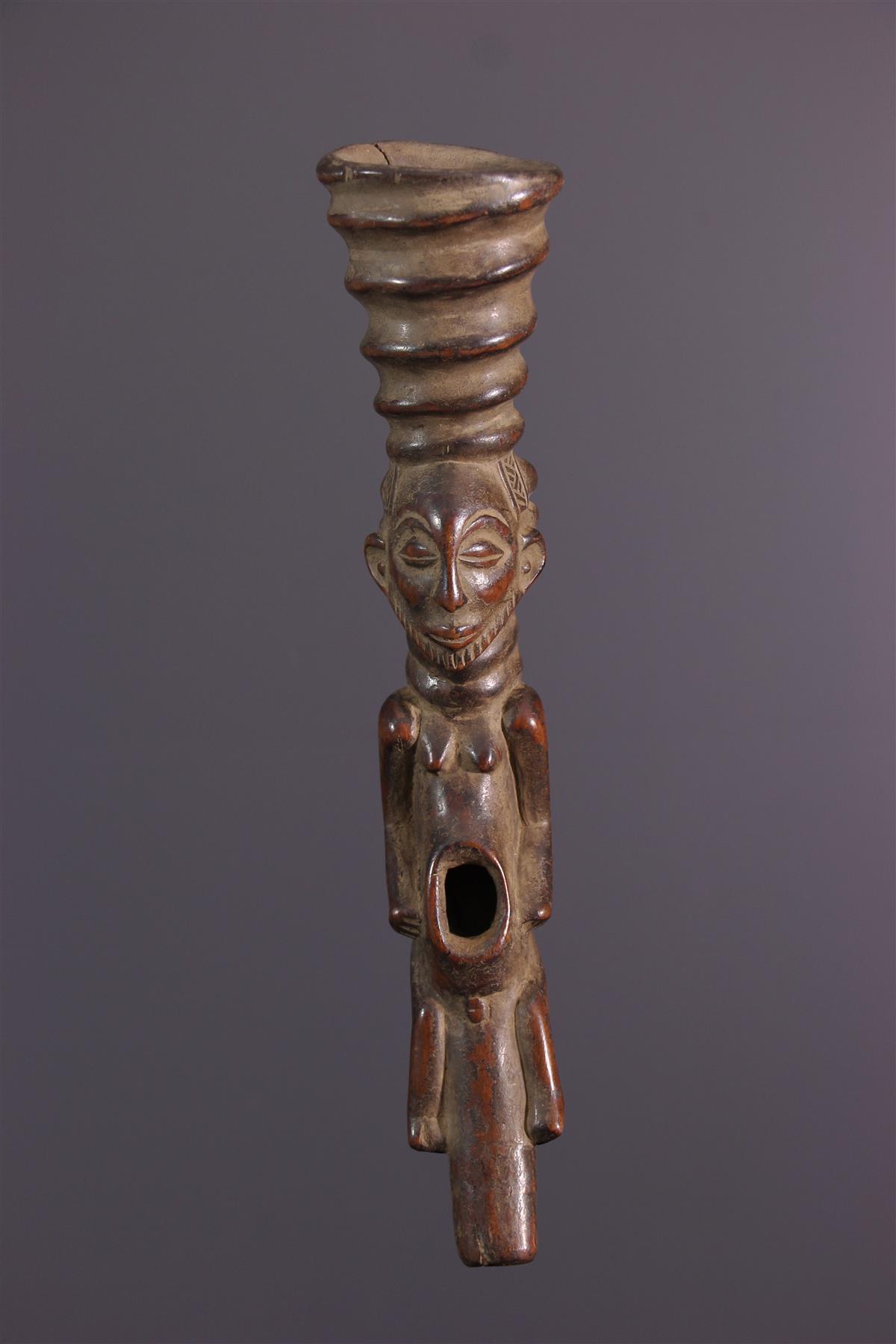 Pipe Hemba - African art