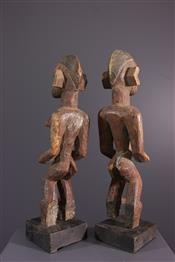 Statues africainesSenoufo statuettes