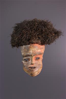 African art - Pende Mbaangu Mask