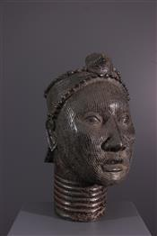 bronze africainHead Yoruba