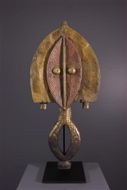 Figure of reliquary Kota Shamaye