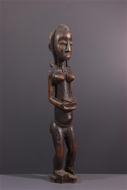 Bambara female statue Jonyeleni