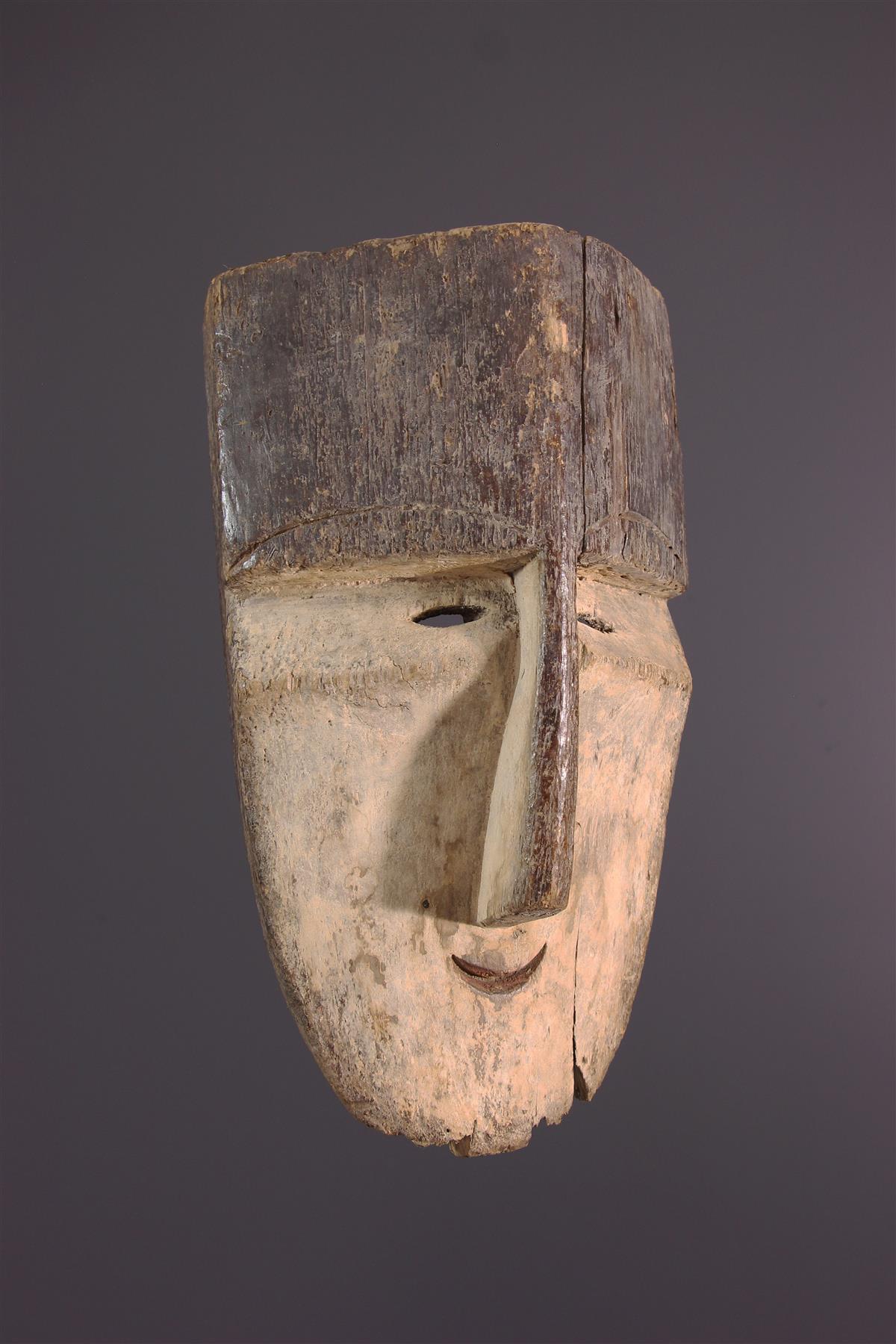 Aduma Mask - African art