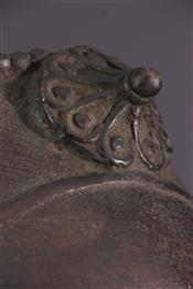 bronze africainIfe mask