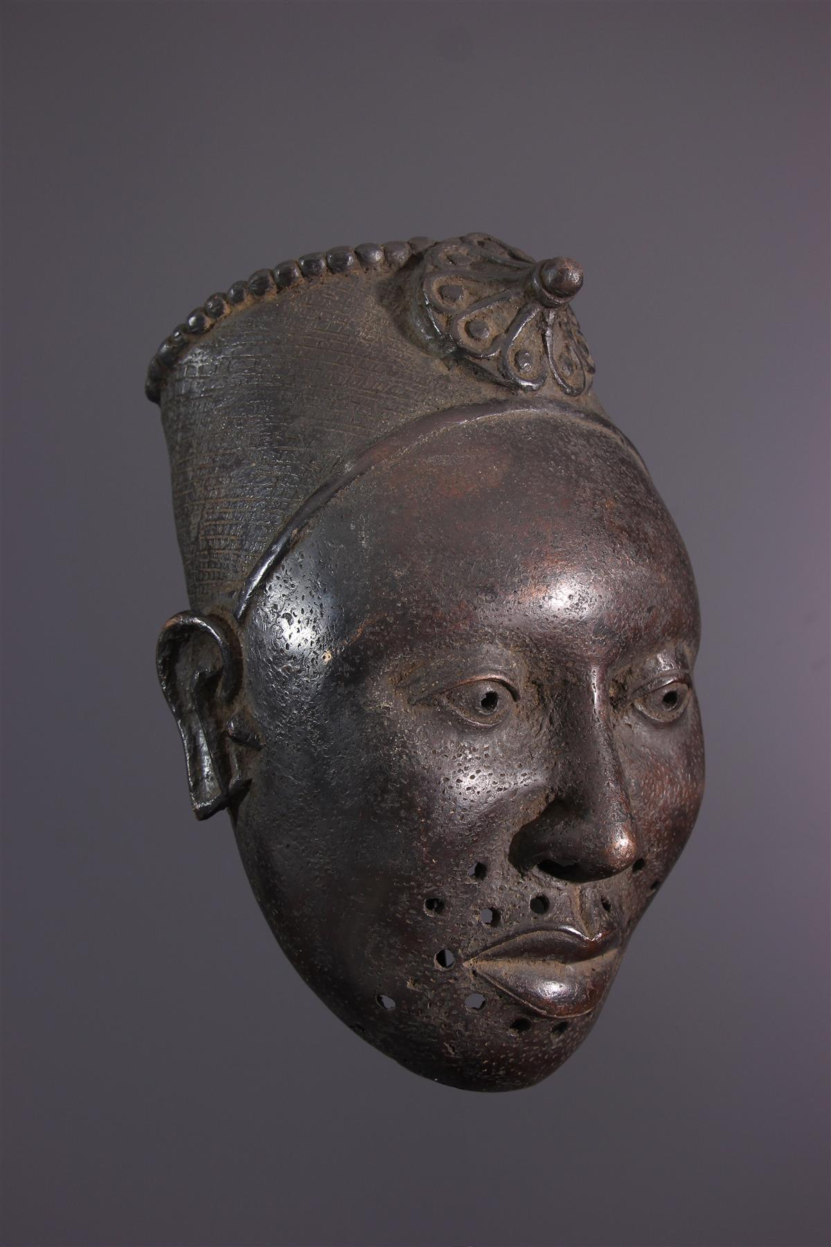 Ife mask - African art