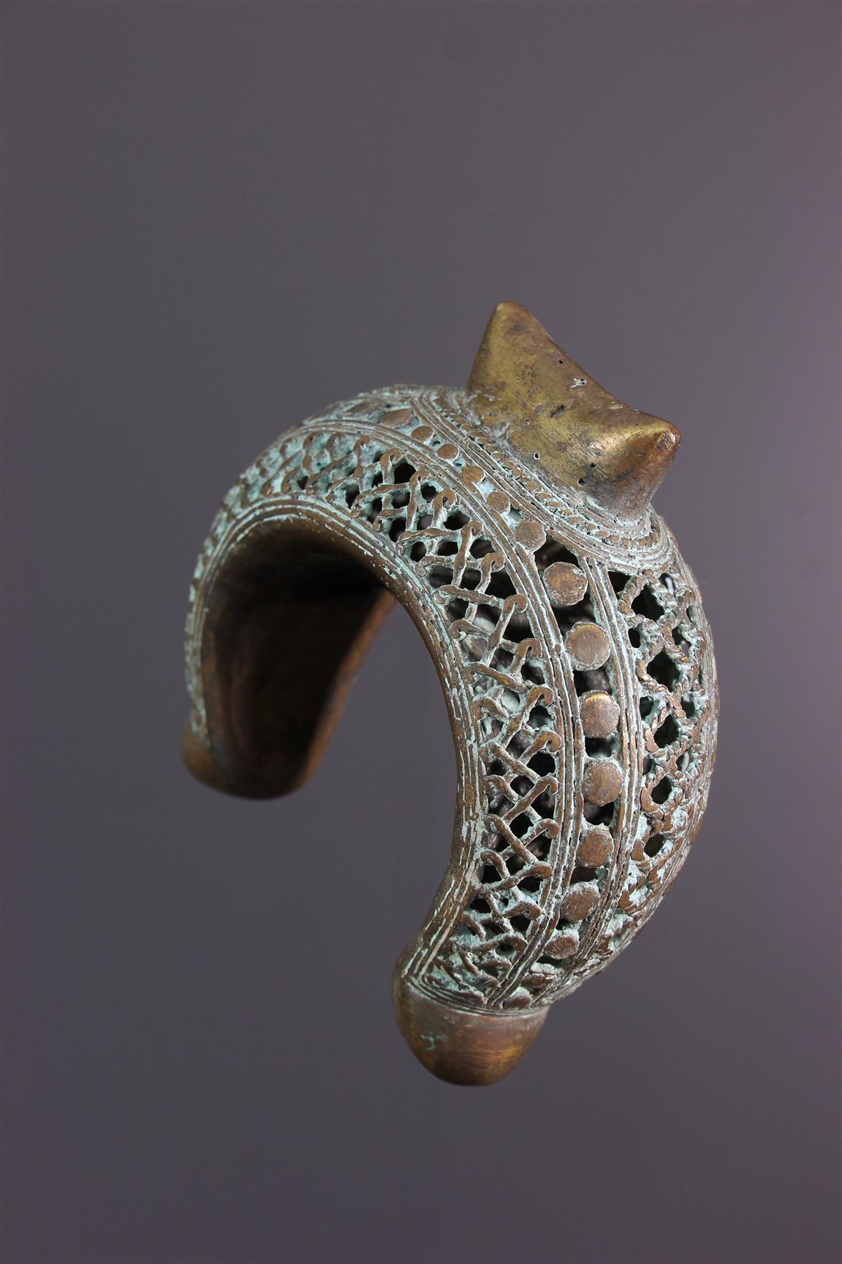 Bracelet Kapsiki - African art