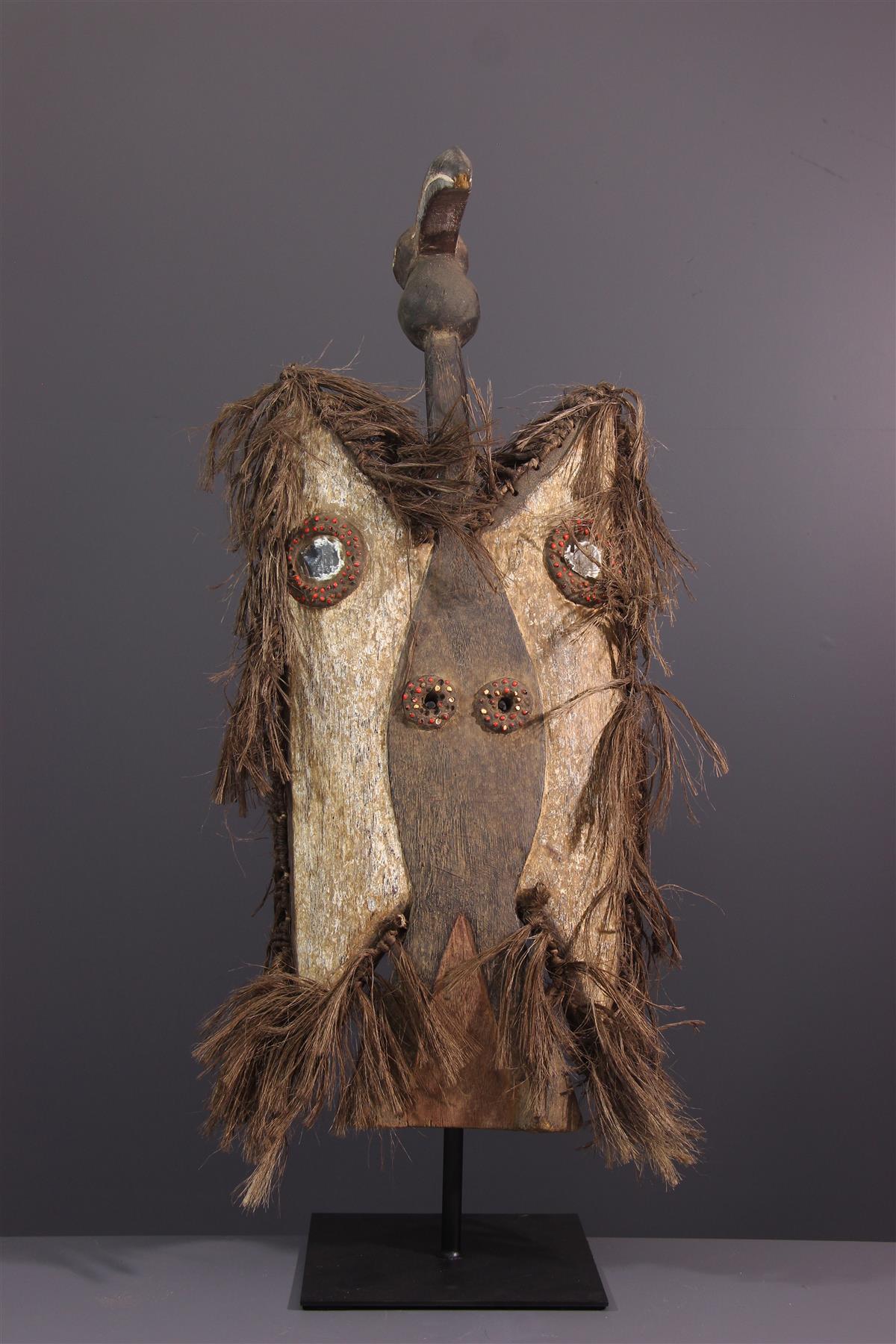 Tussian Mask - African art