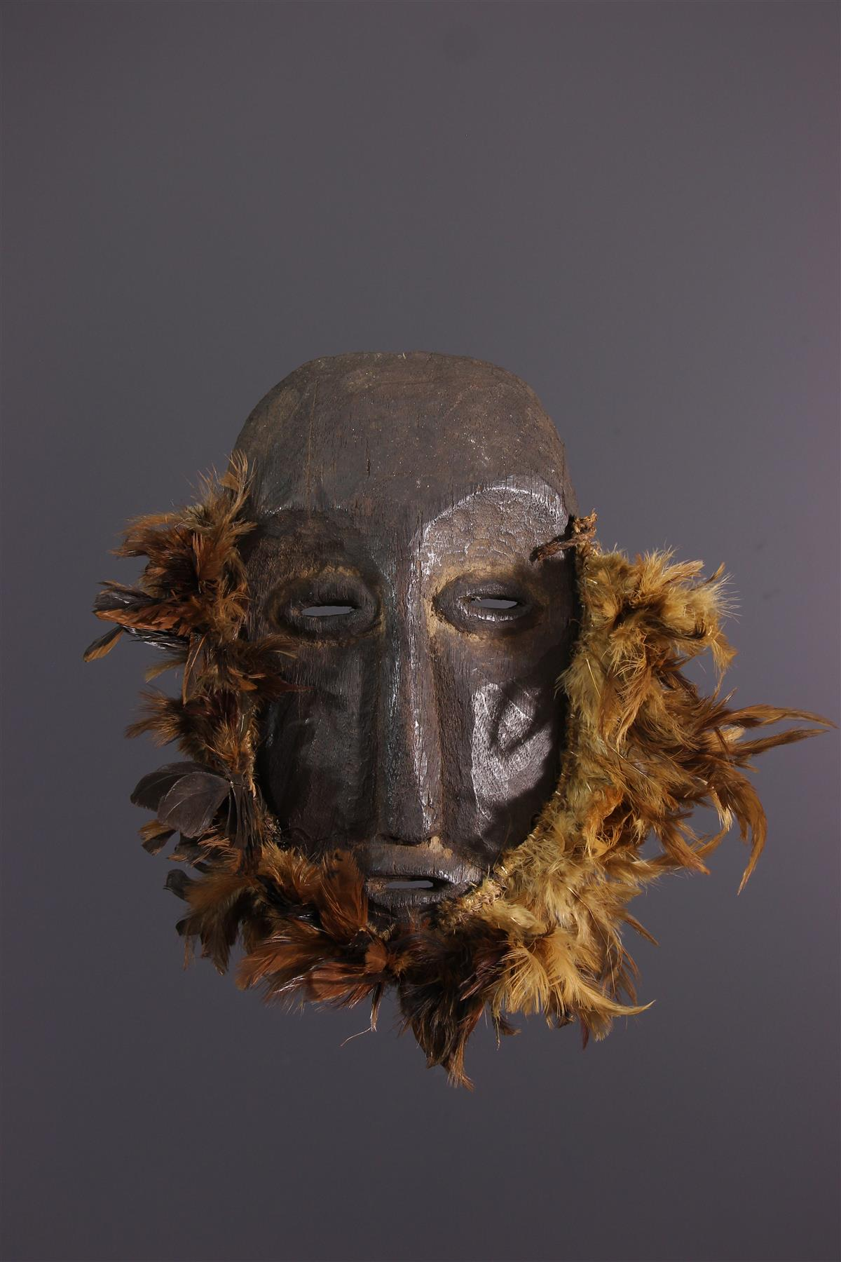 Masque League - African art