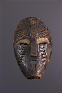 African art - Masque Mbole/Yela