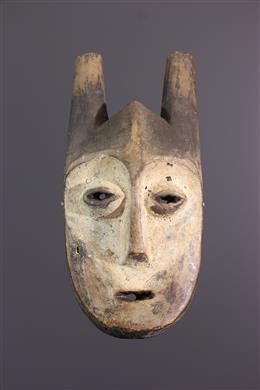 African art - Kayamba League Masque