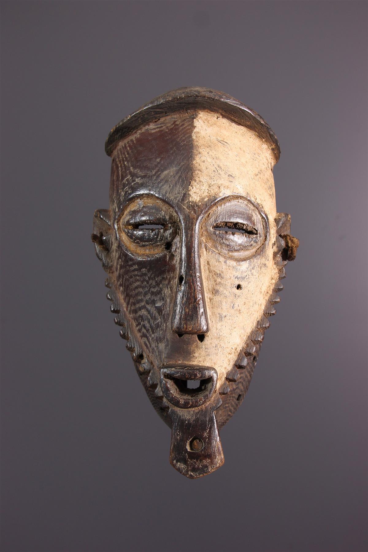 Buyu mask - African art
