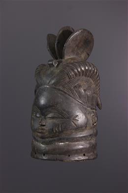 Mende Bundu / Sowei Mask