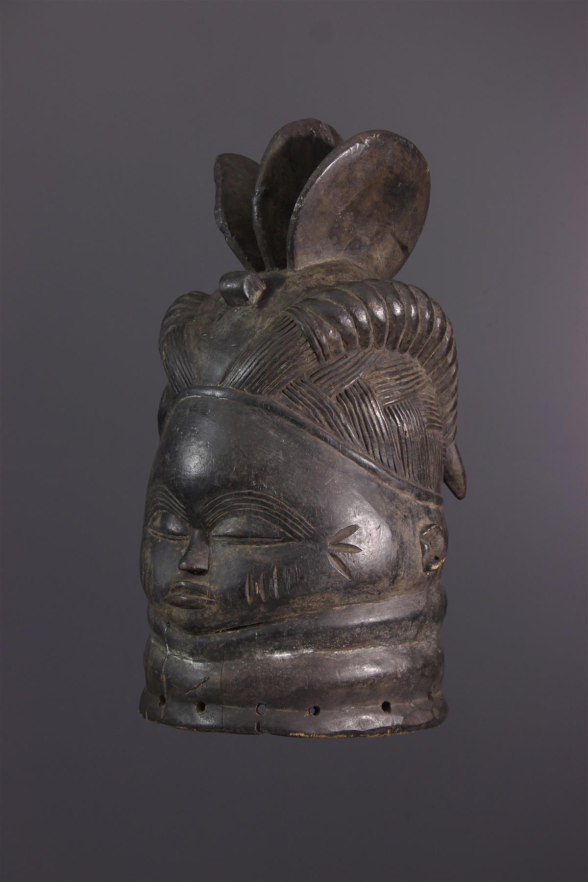Mende Mask - African art