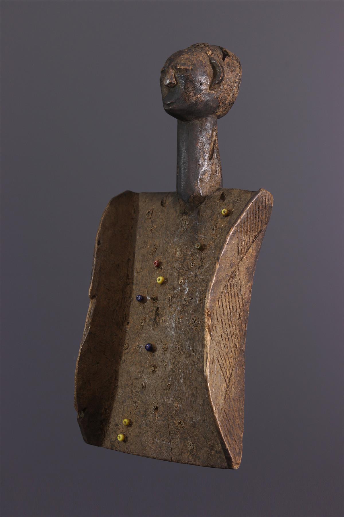 Luba board - African art