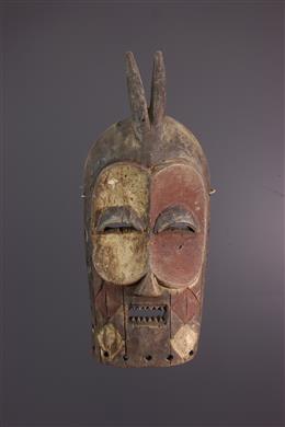 African art - Masque Bembe du Bwami