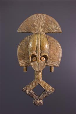 Figure of reliquary Kota Ngulu