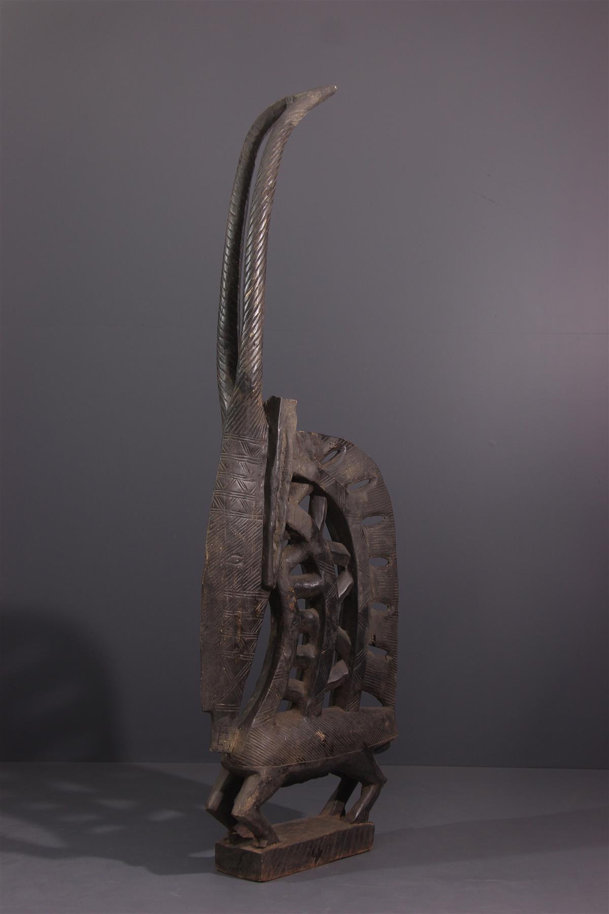 Sculpture Bamana - African art