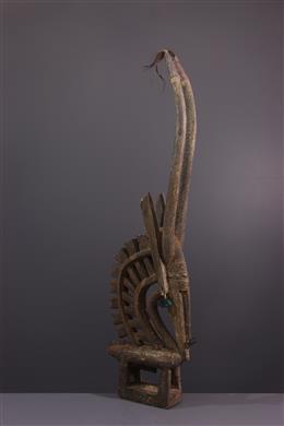 African art - Crest Tyiwara, Ci wara Bamana