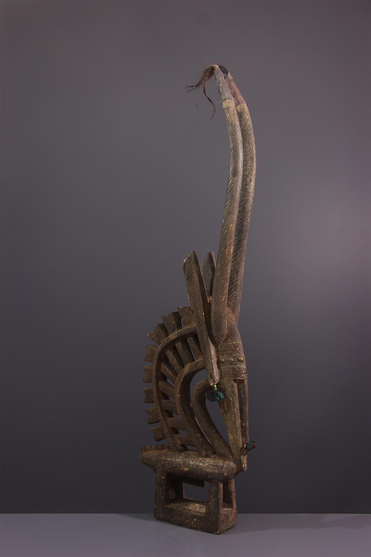 Ci wara mask - African art
