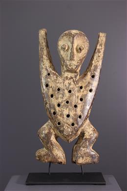 Sculpted figure Lega Kasangala/Katanda