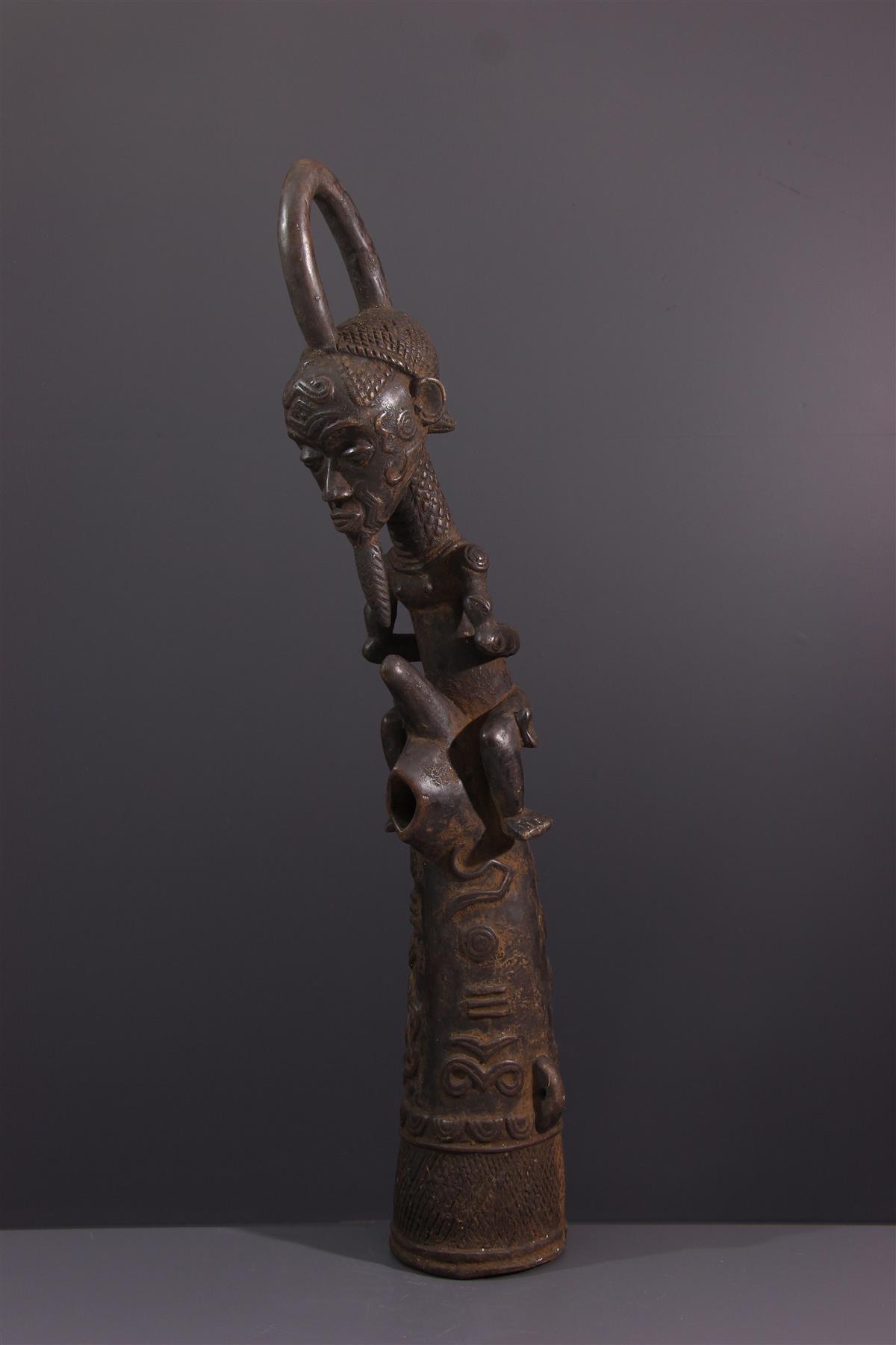 Lulua Color - African art
