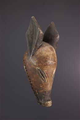 Ngulu Chokwe Animal Mask