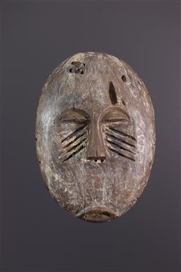 African art - Masque Yela