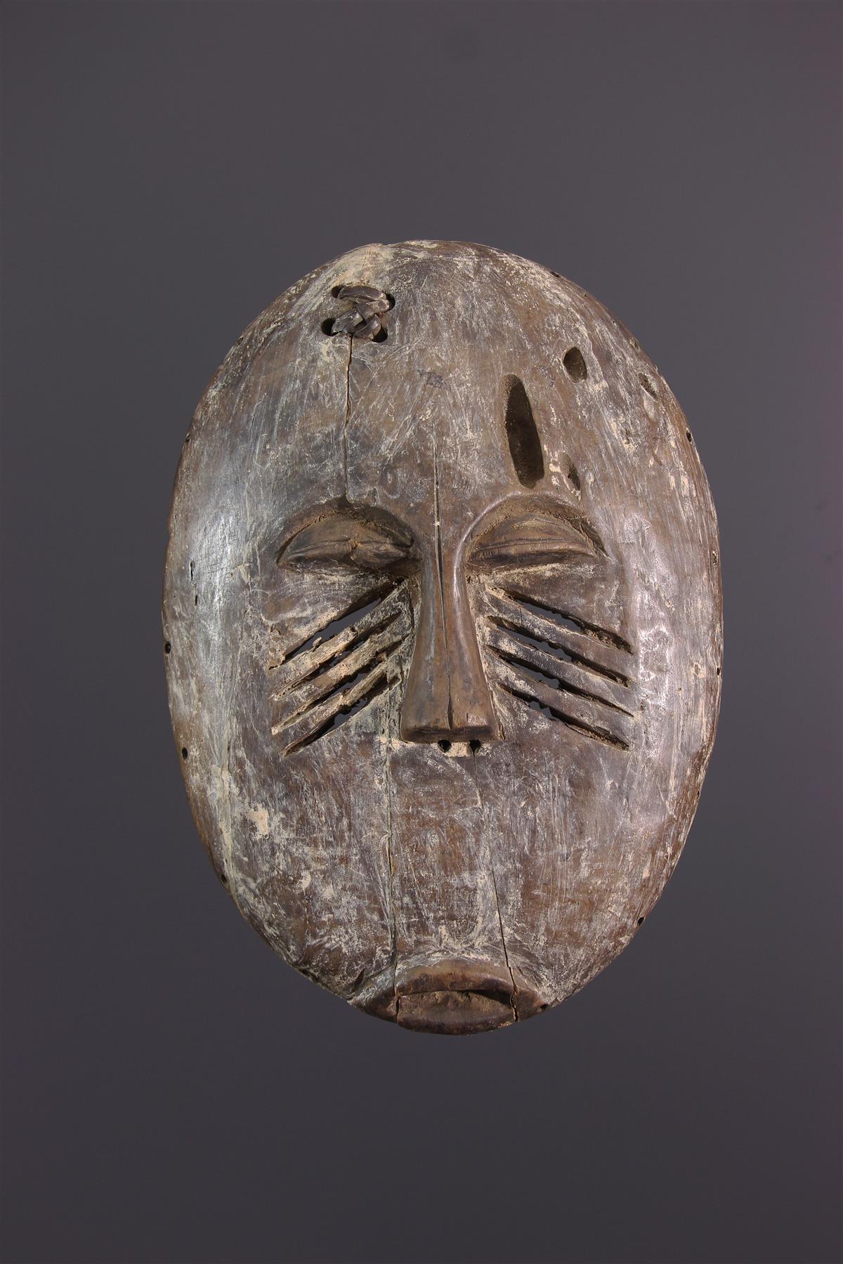 Masque Yela - African art