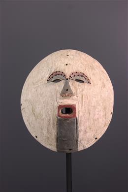 Large Luba Kifwebe mask