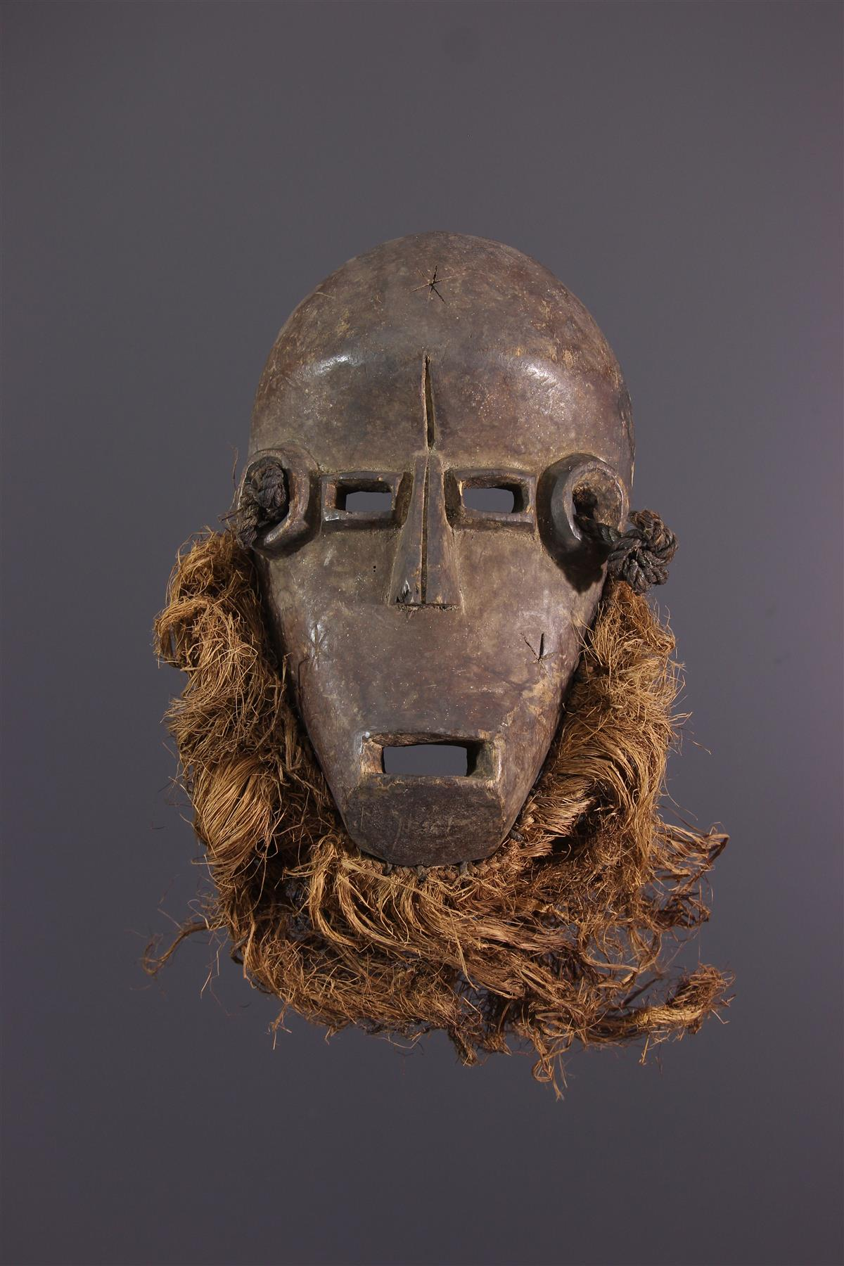 Nyanga Mask - African art