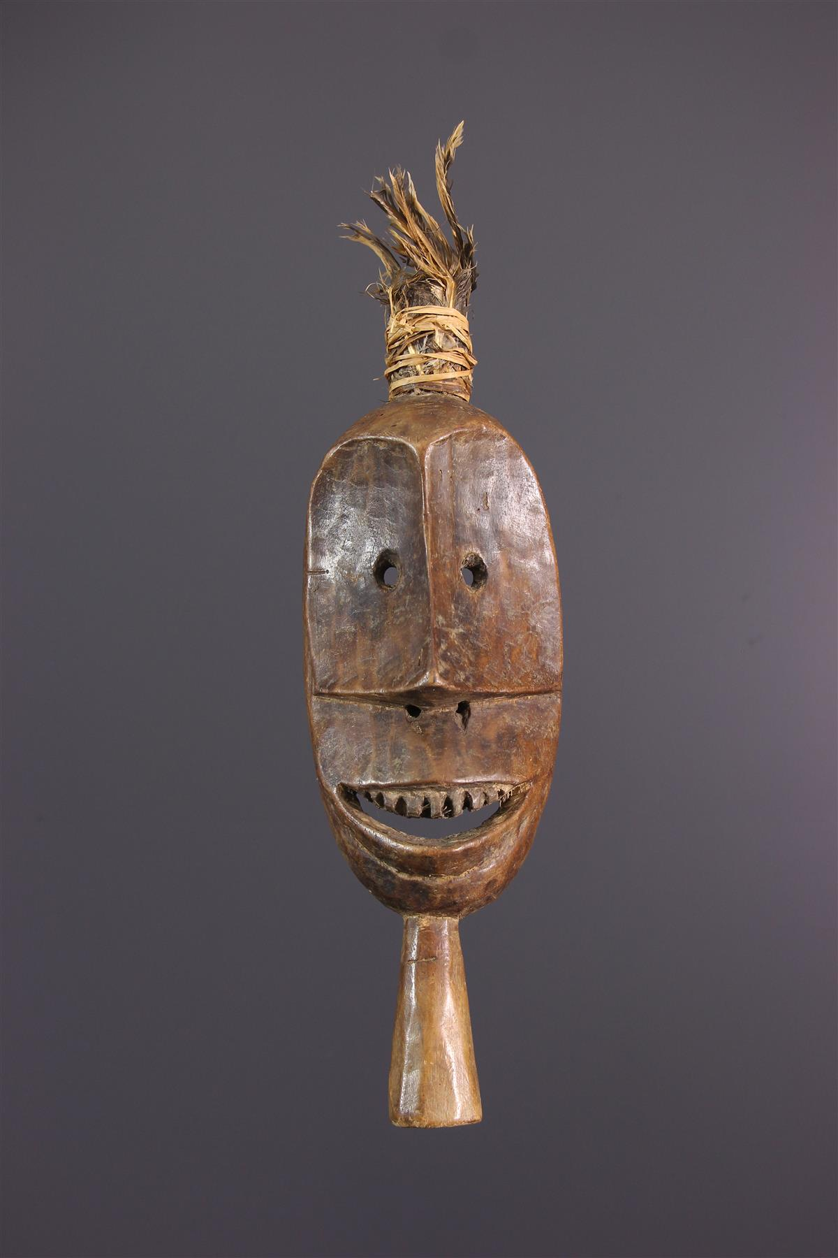 Masque Lombi - African art