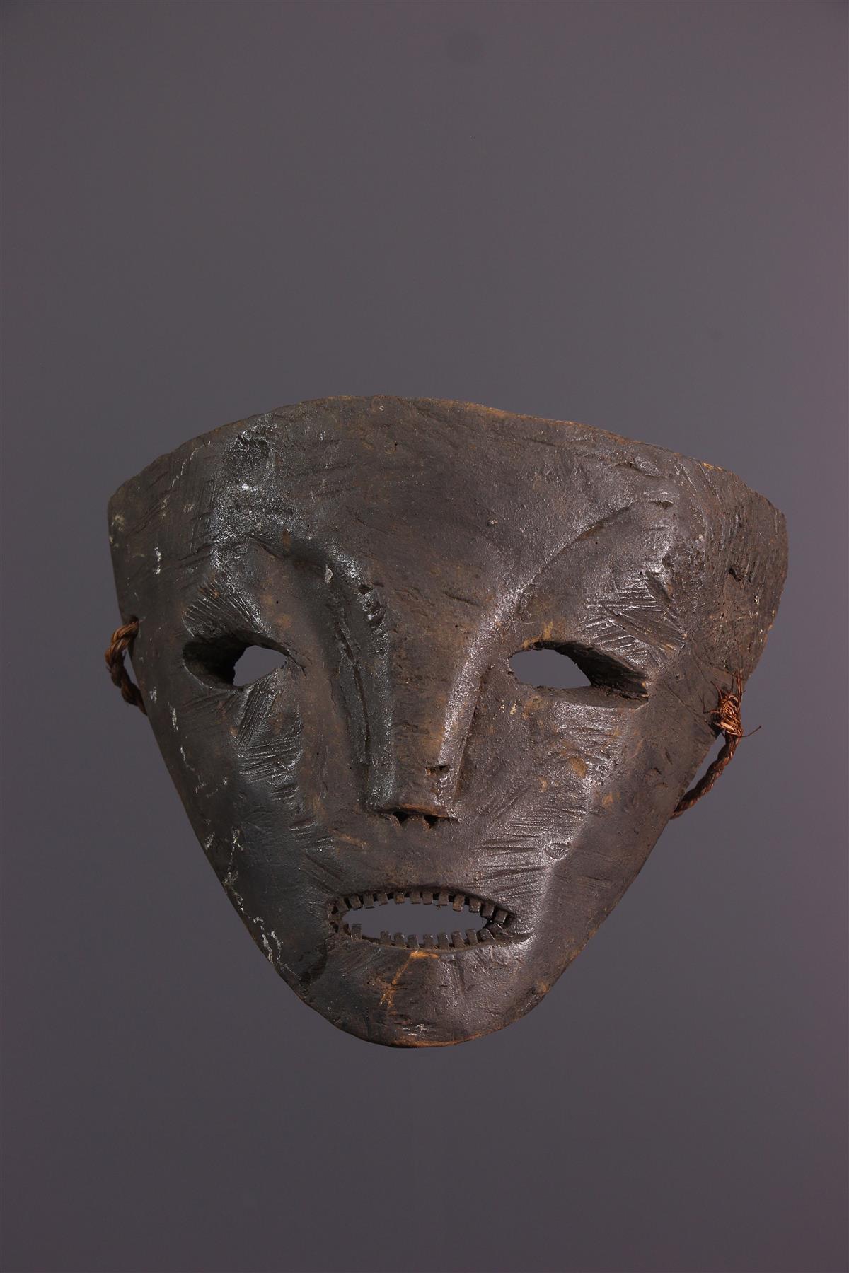 Ndaka Mask - African art