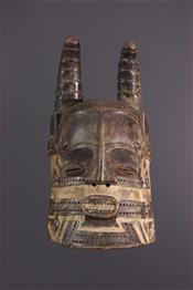 Masque africainBushoong Mask