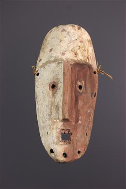 African art - Bukota Lengola Mask