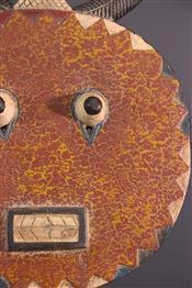 Masque africainKplé-kplé Mask