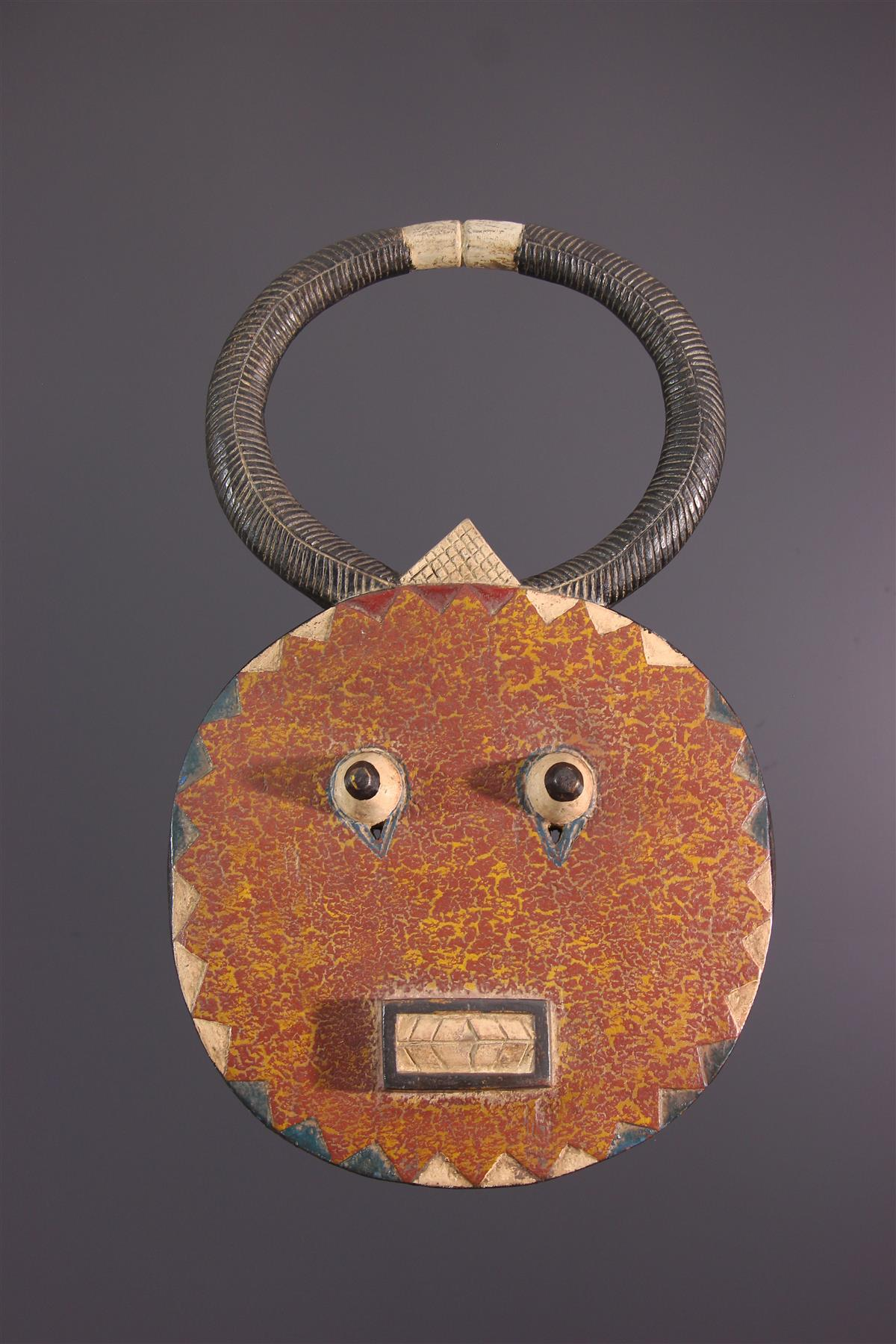 Kplé-kplé Mask - African art