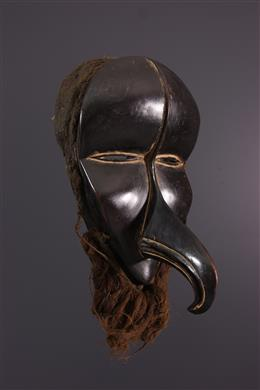 African art - Dan / Maou Mask