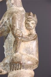 Statues africainesStatue Attié